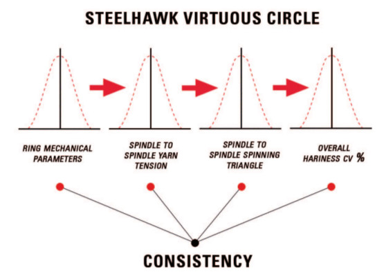 Steelhawk virtuous circle