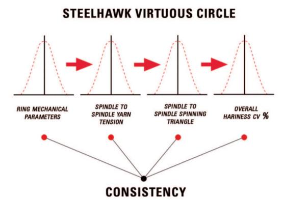 Steelhawk virtuous circle