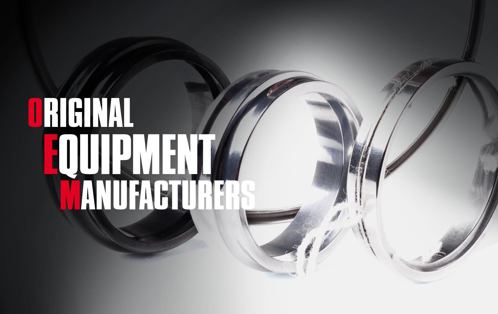 Original Equipment Manufacturer - OEM