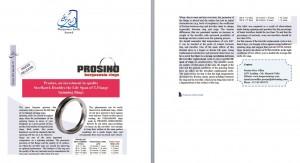 Prosperous Textile Journal giugno 2013