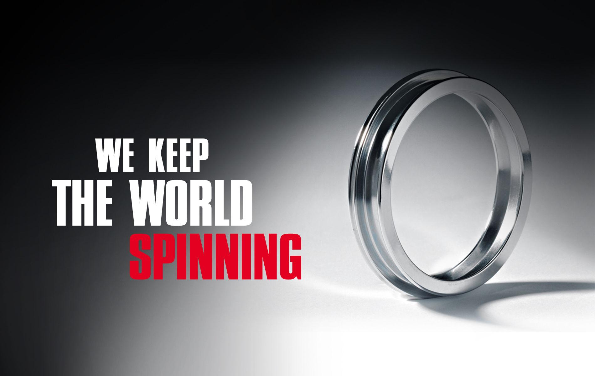 prosino borgosesia rings we keep the world spinning